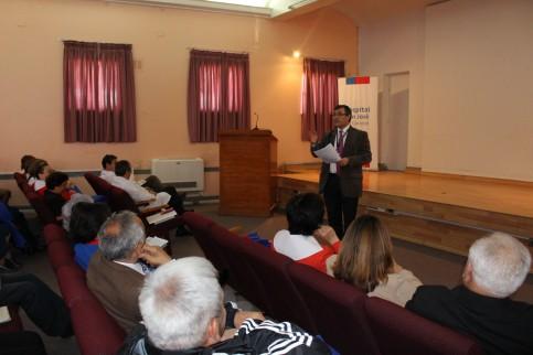 Hospital San José de Coronel tuvo su Primer Diálogo Ciudadano