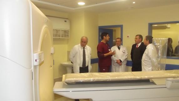 Director de Servicio de Salud Concepción explicó plan de inversiones para Hospital de Coronel