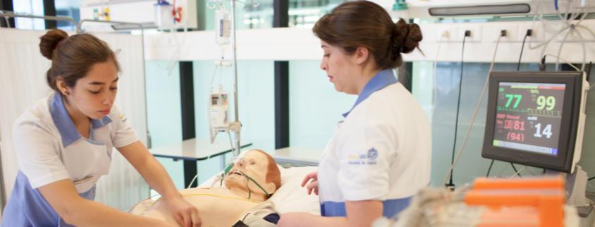 Escuela de Salud de Duoc UC Concepción obtiene exclusividad de Campos Clínicos en Hospital de Coronel