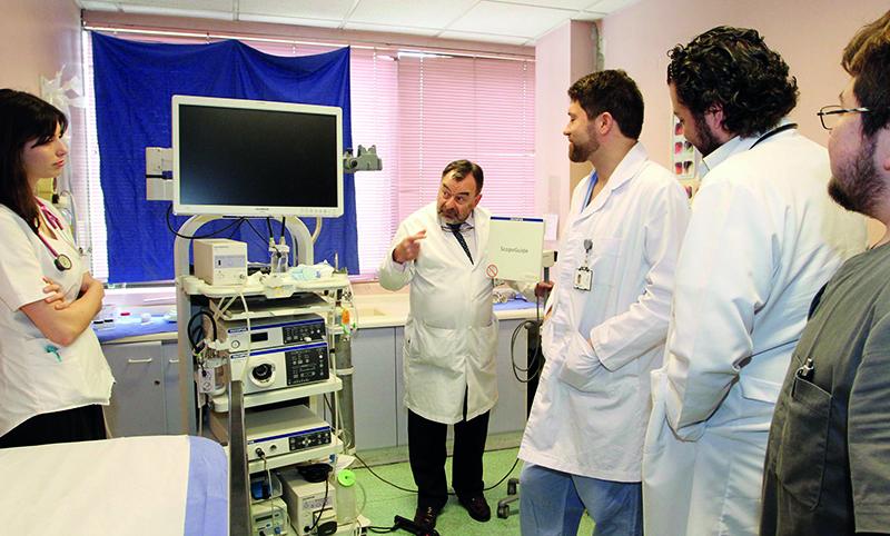 Plan de Formación y Retención de Especialistas en el Sector Público de Salud