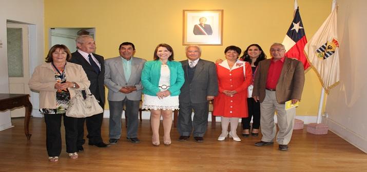Consejo Consultivo de Usuarios de Hospital San José de Coronel