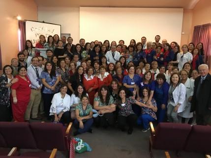 Gracias Dr. Arce por sus años dedicados a Hospital San José de Coronel…