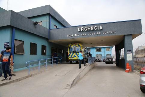 Con inicio de topografía y adecuación estructural avanza anteproyecto de Hospital San José de Coronel