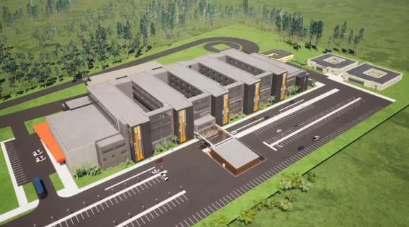 Presentan diseño preliminar y equipamiento que tendrá el nuevo Hospital San José de Coronel