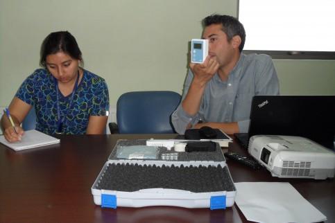 Moderna tecnología para medir presión arterial beneficiará a usuarios de Coronel