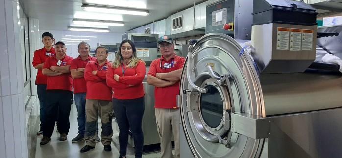 Lavandería Hospital San José: Vocación, Excelencia y Calidad de servicio