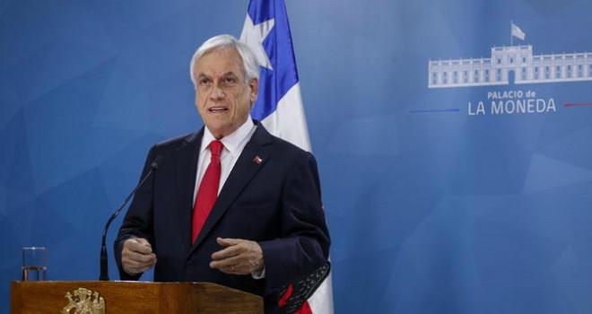 Presidente declara Estado de Excepción Constitucional de Catástrofe en todo el territorio nacional