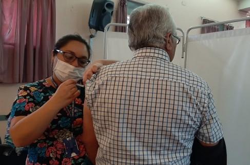 Conoce los lugares de vacunación Campaña contra la Influenza en abril