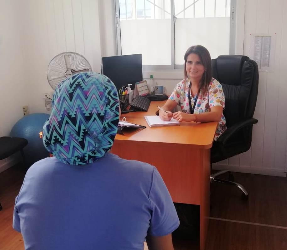 Hospital San José de Coronel refuerza salud mental de sus trabajadores en esta contingencia por Covid-19
