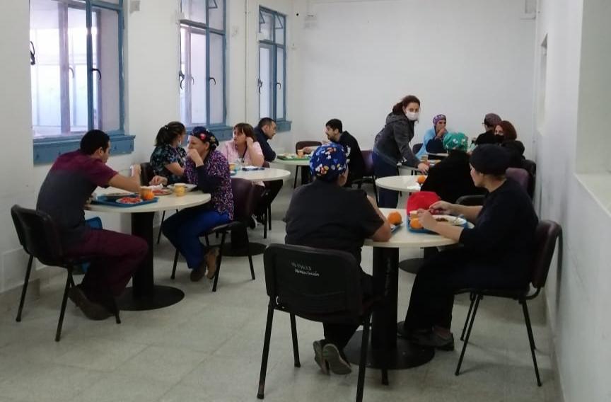 Hospital de Coronel implementa nuevas acciones para prevenir futuros contagios por Covid-19 en el personal de salud