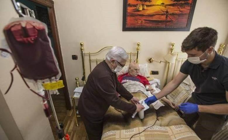 Refuerzan Hospitalización Domiciliaria del Hospital San José de Coronel durante contingencia sanitaria por Covid-19