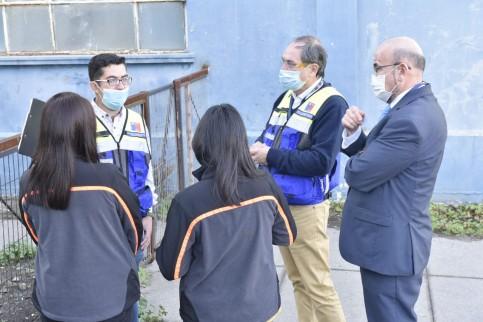 Directora del Hospital San José de Coronel solicita erradicación de perros vagos
