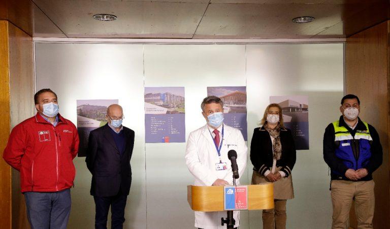 Inician proceso licitatorio para el diseño y construcción de los nuevos hospitales San José de Coronel y Lota