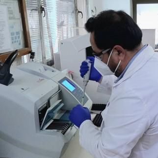 Hospital San José de Coronel comenzó la aplicación de exámenes para detectar anticuerpos del Covid-19 en trabajadores de la salud
