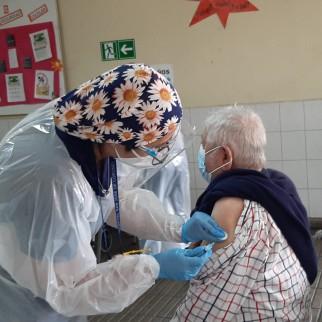 Nuevo Horario de vacunación Covid-19 para recinto de Hospital de Coronel